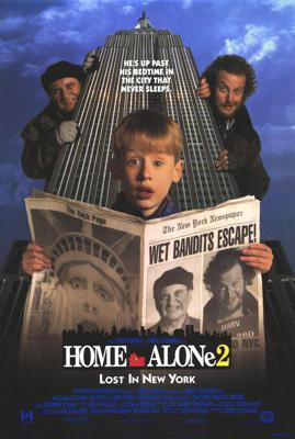 Cover art for Episode 74 - Home Alone 2