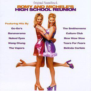 Cover art for Episode 32: Romy & Michele's High School Reunion