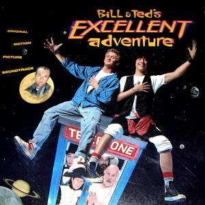 Cover art for Episode 36: Bill & Ted's Excellent Adventure