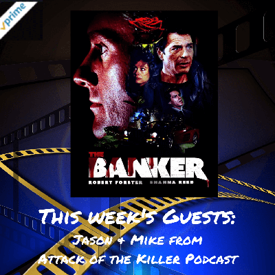 Cover art for The Banker (1989)