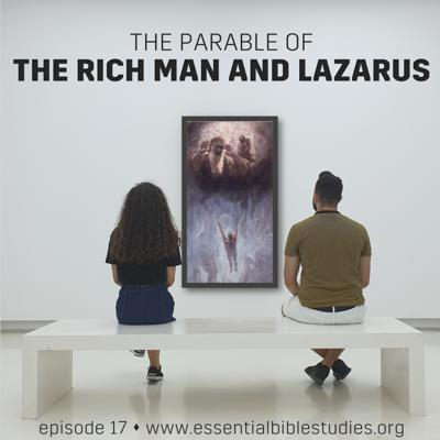 Cover art for The Parable of the Rich Man and Lazarus