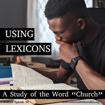 Cover art for Using Lexicons: A Word Study of