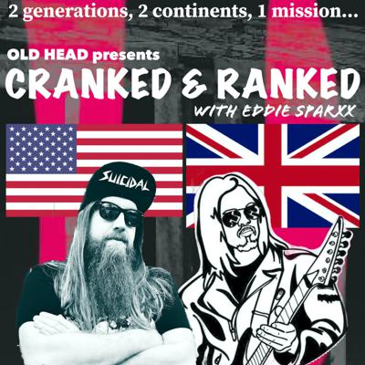 Cover art for Cranked & Ranked: Slayer - part 1