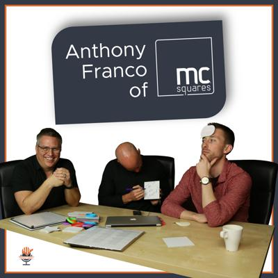 Cover art for The Whiteboard Reimagined With Anthony Franco of McSquares