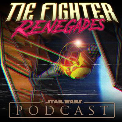 """Cover art for TIE Fighter Renegades Ep. 0044: """"The Higher, The Lower"""""""