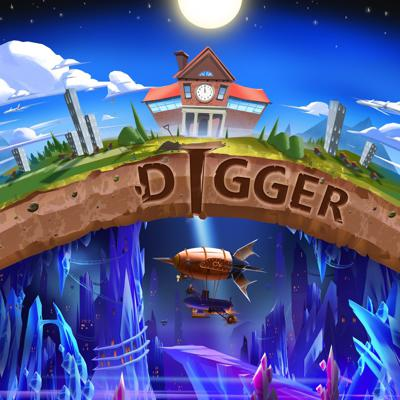 Cover art for Digger Episode 6: The Boiling Sea