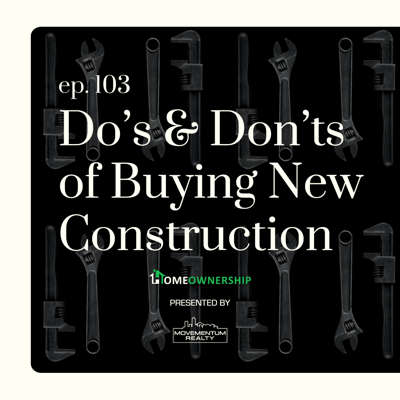 Cover art for 5 Keys to Listing A Home - EP101 - Homeownership
