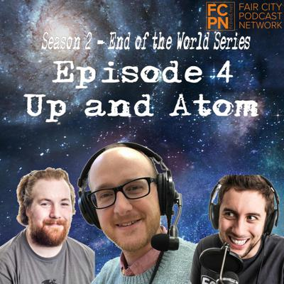 Cover art for Season 2 Episode 4 - Up and Atom