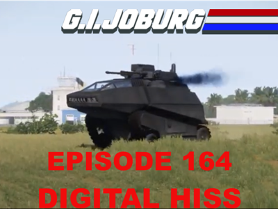 Cover art for Episode 164: The Best GI Joe Videogame You're Likely To Play...