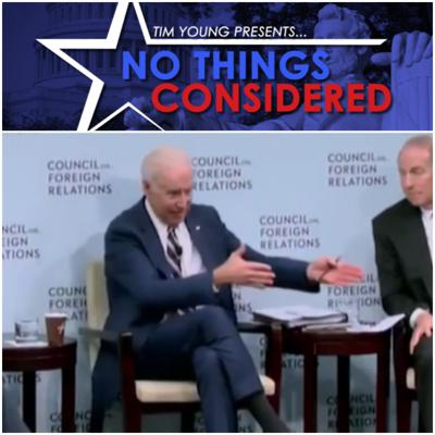 Cover art for Joe Biden Extorts the Ukraine, Kamala Harris Doesn't Care and Tim Went to an ICE Protest