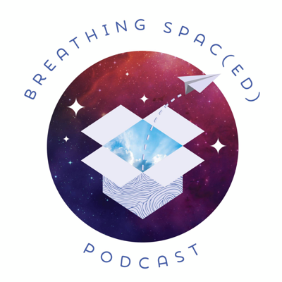 Cover art for Episode 1: Welcome to Breathing Spaced with Dena and Emily