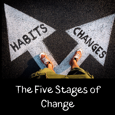 Cover art for The Five Stages of Change