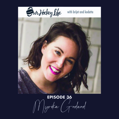 Cover art for EPISODE 36 : MYRIKA GODARD