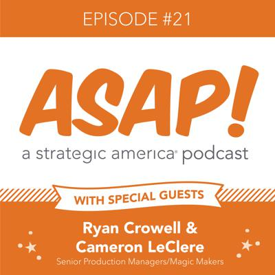 Cover art for ASAP: Ryan Crowell and Cameron LeClere