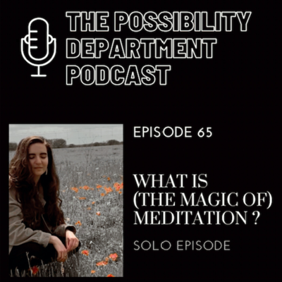 Cover art for What is (the magic of) Meditation?