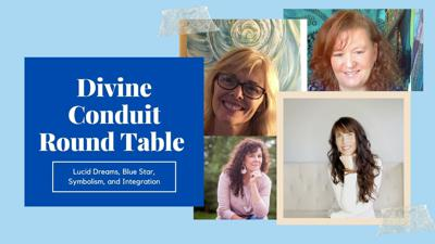 Cover art for Divine Conduit Round Table