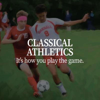 Cover art for Classical Athletics: It's how you play the game.