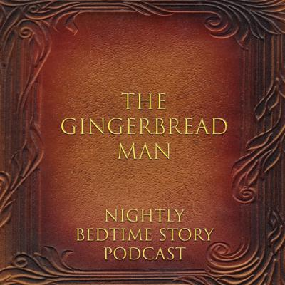Cover art for The Gingerbread Man