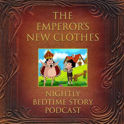 Cover art for The Emperor's New Clothes