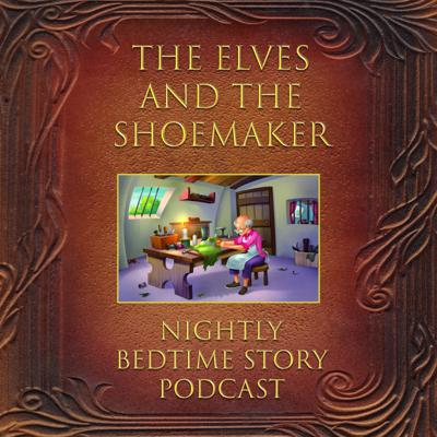 Cover art for The Elves and the Shoemaker