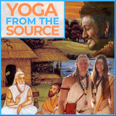 Cover art for Ep. 8 - Ayurveda to Improve Your Health