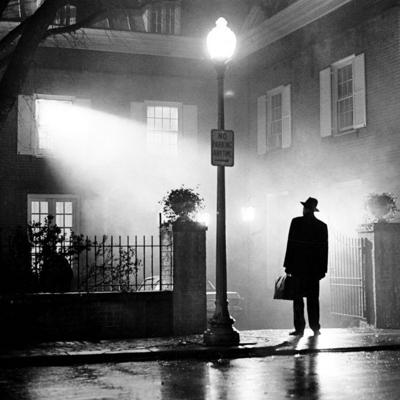 Cover art for THE EXORCIST with Chase McCown