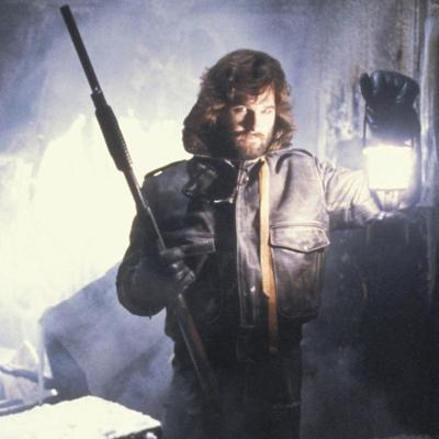 Cover art for THE THING