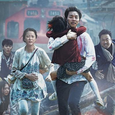 Cover art for TRAIN TO BUSAN with Joel Jensen