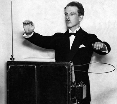 Cover art for Episode 18: The Theremin