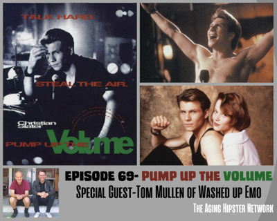 Cover art for Pump Up the Volume ft Tom Mullen