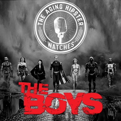 Cover art for The Boys Finale