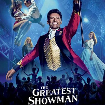 Cover art for 36 - The Greatest Showman