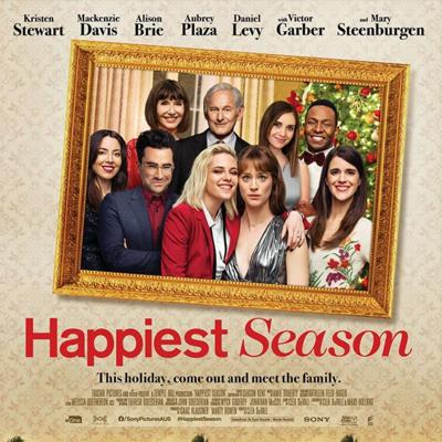 Cover art for 40 - Happiest Season ft Lucas Neal
