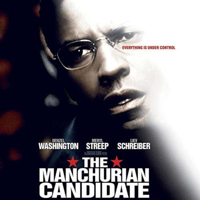 Cover art for 29 - The Manchurian Candidate