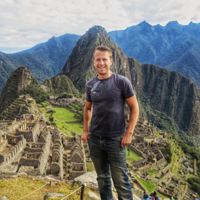 Cover art for Machu Picchu - Travel Tips from a Travel Expert
