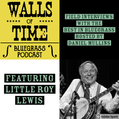 Cover art for S1 E10. Little Roy Lewis: A Fun-Loving Legacy