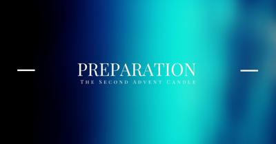 Cover art for Preparation: The Second Advent Candle