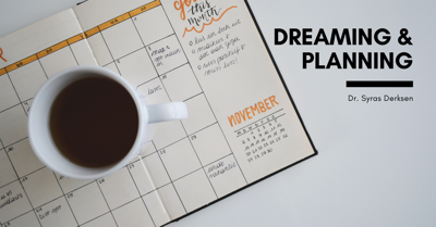 Cover art for Dreaming & Planning: Reaching Your Goals