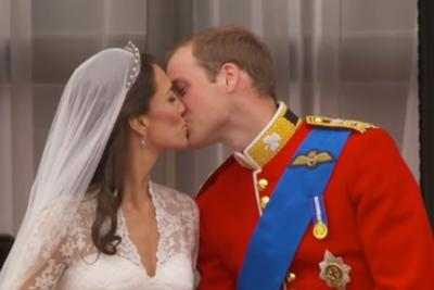 Royal Wedding Rewind: the Duke and Duchess of Cambridge