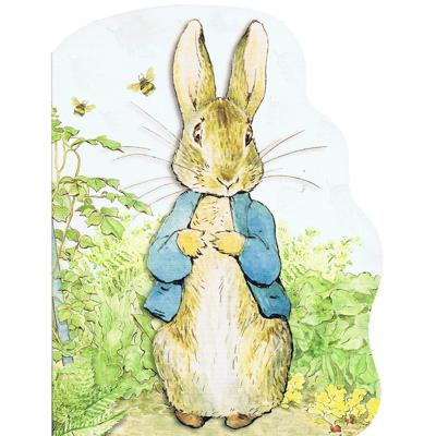 Cover art for The Tale of Peter Rabbit