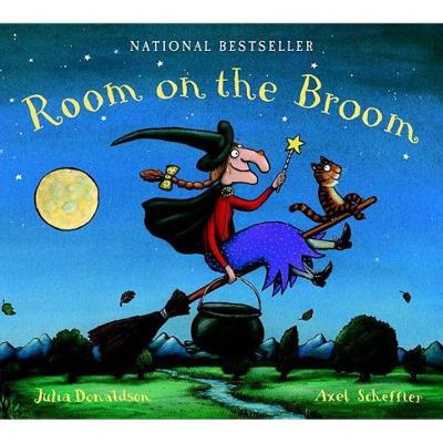 Cover art for Room on the broom