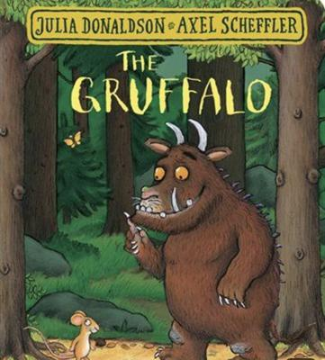 Cover art for The Gruffalo By Julia Donaldson