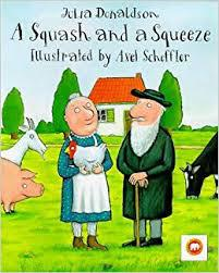 Cover art for Squash and a Squeeze