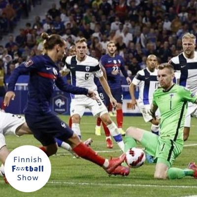 Cover art for 15.9.2021 Match Report France 2-0 Finland