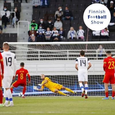 Cover art for 2.9.2021 Match Report: Finland 0-0 Wales
