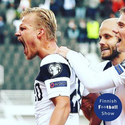 Cover art for 6.9.2021 Finland 1-0 Kazakhstan Match Report & France vs Finland Preview