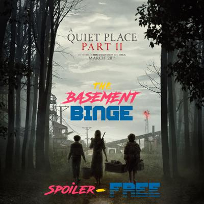 Cover art for A Quiet Place Part 2 (Spoiler-free)