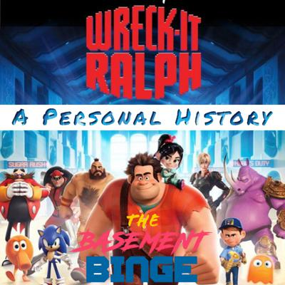 Cover art for A Personal History of My Experience With Wreck-It Ralph
