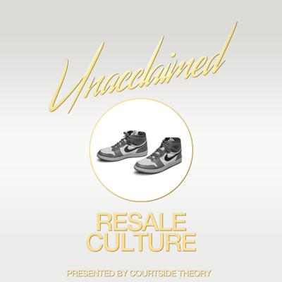 Cover art for RESALE CULTURE