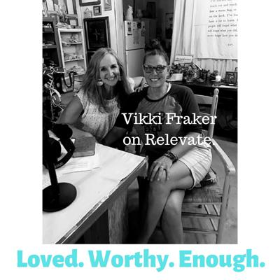 Cover art for Love, kindness and compassion start with me with Vikki Fraker